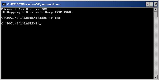 windows command status